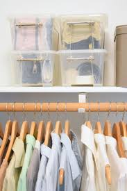 Clothes Storage Containers by Gorgeous Diy Upgrade For The Ikea Samla Storage Box Once Again