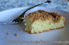 gluten free coffee cake made from gf bisquick mix food gluten