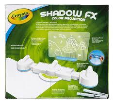 amazon com crayola shadow fx color projector toys u0026 games