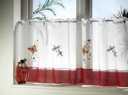 modern kitchen cafe curtains ideas http inspiredkitchens net