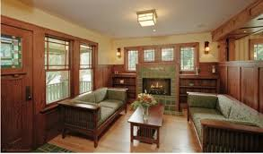 Craftsman Style Homes Interior Love Craftsman Style Homes The Woodwork Makes Me Drool Home