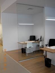 Glass Dividers Interior Design by Glass Gypsum Partitions Office Flooring In Dubai Interiors Haammss