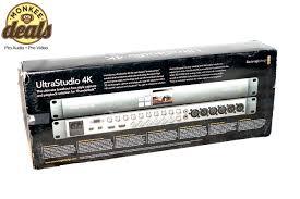 blackmagic design ultrastudio 4k u2013 bdlkulsr4k 2 not working