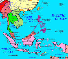 south asia countries map map of southeast asia for south spainforum me se