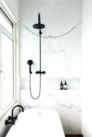 Black Faucets Kitchen Black Bathroom Faucets Ohfudge Info