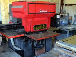 amada octo 334 punch press cold spring enterprises inc