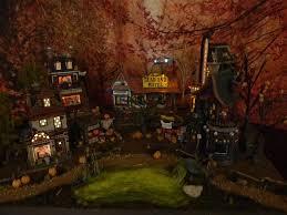 52 best halloween village platforms images on pinterest