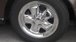 porsche fuchs wheels motor meister chromed porsche alloy wheels fuchs youtube