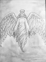 pictures guardian angel drawings drawing art gallery