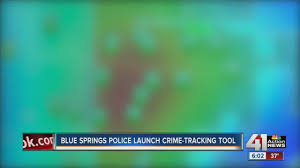 Crime Map Phoenix by Blue Springs Police Roll Out Online Crime Map Youtube