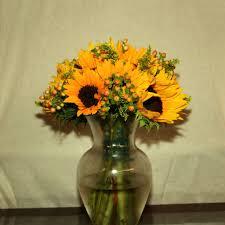 Sunflower Bouquets The Sunflower U2013 Always U0026 Forever Florist