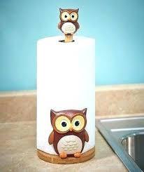 owl home decor owl home decor owls home decor owl kitchen paper towel holder bird