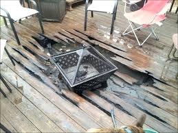 Firepit Pad Pit Pad Deck Best Deck Pit Table Design And Ideas