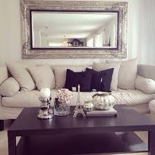 livingroom mirrors so and everything about this home is where