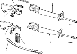 homemade 22 pistol plans rifle 5 56mm m16 and m16a1