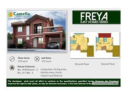 camella homes dumaguete house for sale freya model cebuclassifieds