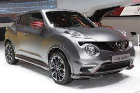 nissan juke nismo 2017 updated nissan juke nismo rs revealed autocar india