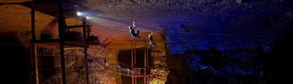 louisville mega cavern christmas lights underground holiday light show at the louisville mega cavernamericover