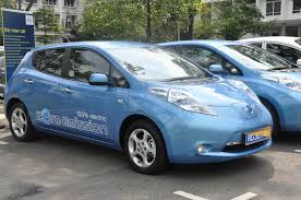 encouraging green vehicles transport options for motorists
