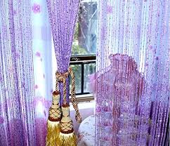 String Tassel Curtains Akkr 118