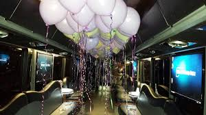 decor view party bus decorations decoration ideas cheap unique