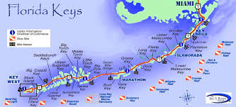 florida keys florida keys key west map hotels and attractions guide