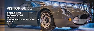classic car show visitor guide nec classic motorshow