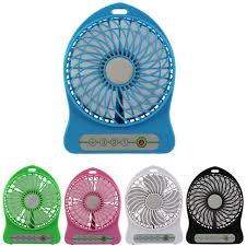 battery operated fans portable electrical mini usb fan gadget ventilador