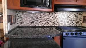 imposing delightful self adhesive glass tile backsplash rv mods