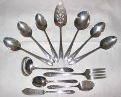 Oneida Chandelier Oneida Chandelier Set Of 4 Serving Pieces Spoon Community