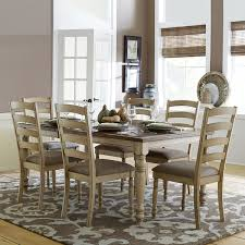 Excellent Simple Tribecca Home Furniture Tribecca Home Mckay - Tribecca home mckay country antique white pedestal extending dining table
