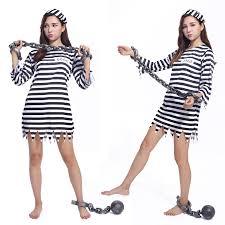 Prisoner Halloween Costumes Buy Wholesale Prisoner Halloween Costumes China