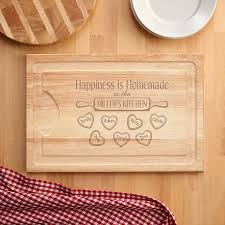 personalized cutting board personalized cutting boards at personal creations