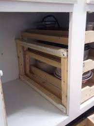 Kitchen Cabinet Drawer Guides Pull Out Shelves Baskets Drawers These Are Just A Few Ideas