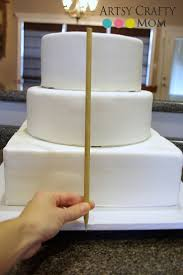 wedding cake tutorial diy or just a girl boy that to bake then take notes