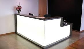 Salon Reception Desk Salon Reception Desks Cheap Desk Interior Design Ideas Spa