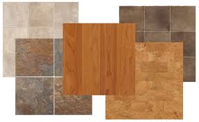how to differentiate between different types of flooring
