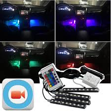 aliexpress buy tcart 1set auto led interior lights car led