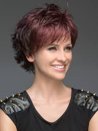short hairstyles for women over 60 with fine hair style back away from the face for a feminine flirty look or spike
