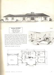 1950 ranch home floor plans for corglife 50 1950 ranch home floor plans for house 1950s 1960s