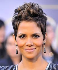 back view of halle berry hair pixie haircut ideas thehairstyler com