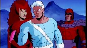 Tas Travel Quicksilver the animated series every mutant that s appeared on