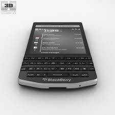 blackberry porsche design blackberry porsche design p 9983 black 3d cgtrader