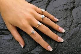 rings finger images What a ring on each of your finger really means jpg