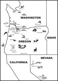 Klamath Falls Oregon Map by Site Map