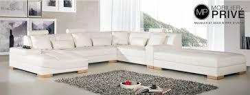 canapé avec pouf canapé d angle ventimi en cuir haut de gamme avec le grand pouf