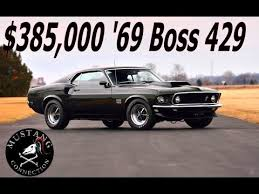 ford mustang 1969 429 for sale lot 1400 1969 ford mustang 429 barrett jackson scottdale