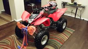 1st time atv owner with maintenance questions 2007 honda trx