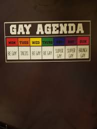 Gay Gay Gay Meme - the real gay agenda imgur