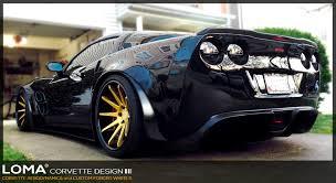 corvette wheels black edition custom corvette wheels